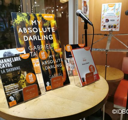my absolute darling prix livre audio