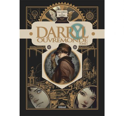 BD chronique Daryl Ouvremonde Tome 1