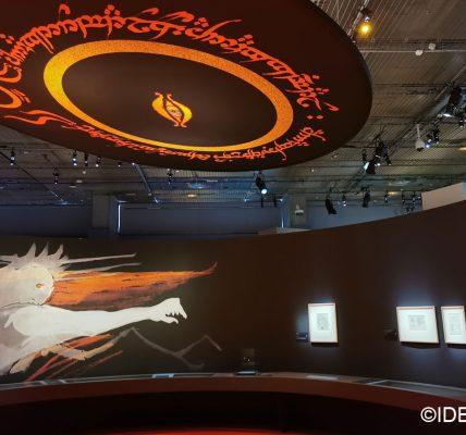Expo Tolkien Voyage en Terre du Milieu à la BNF