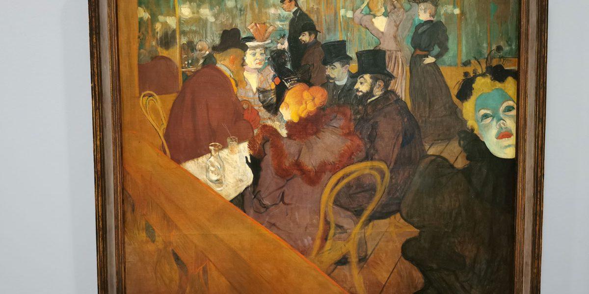 Expo Toulouse Lautrec Grand Palais
