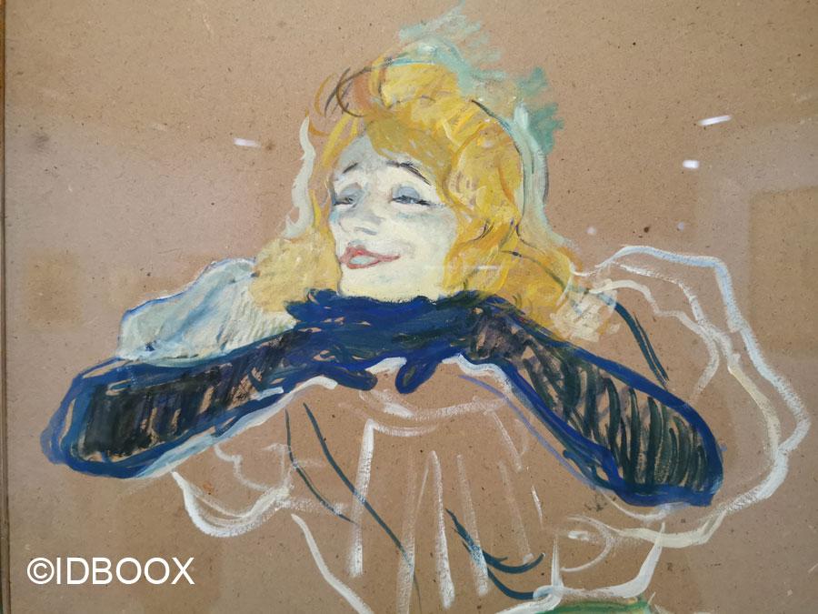 Toulouse Lautrec exposition grand palais