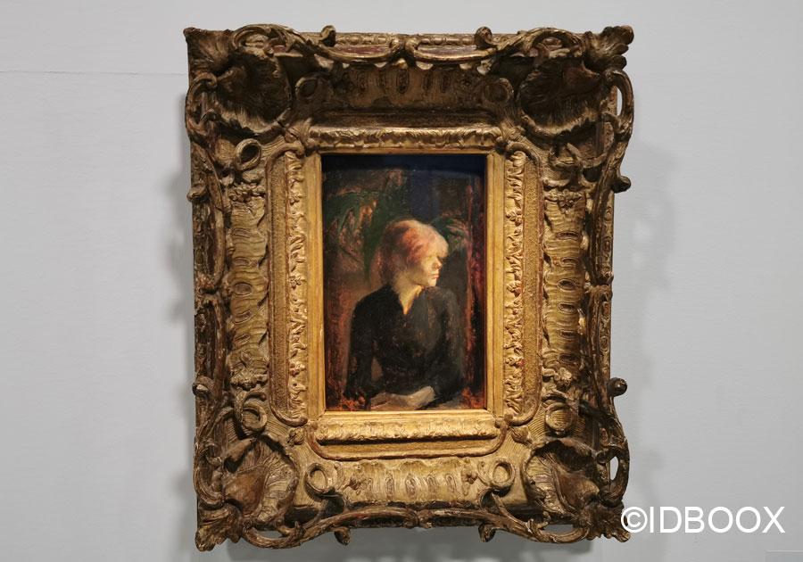 Toulouse Lautrec exposition grand palais la rousse