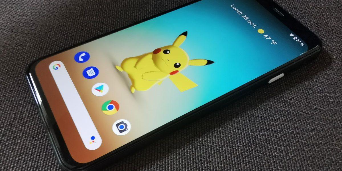 Google vendu plus de Pxiel en 2019 que dans toute son histoire