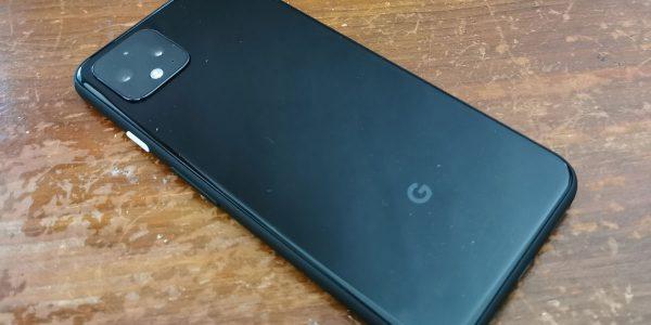 Google Pixel 4 arrive dans une boite de céréales