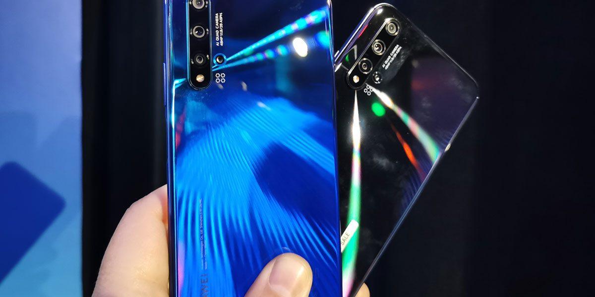 Huawei Nova 5T prise en main
