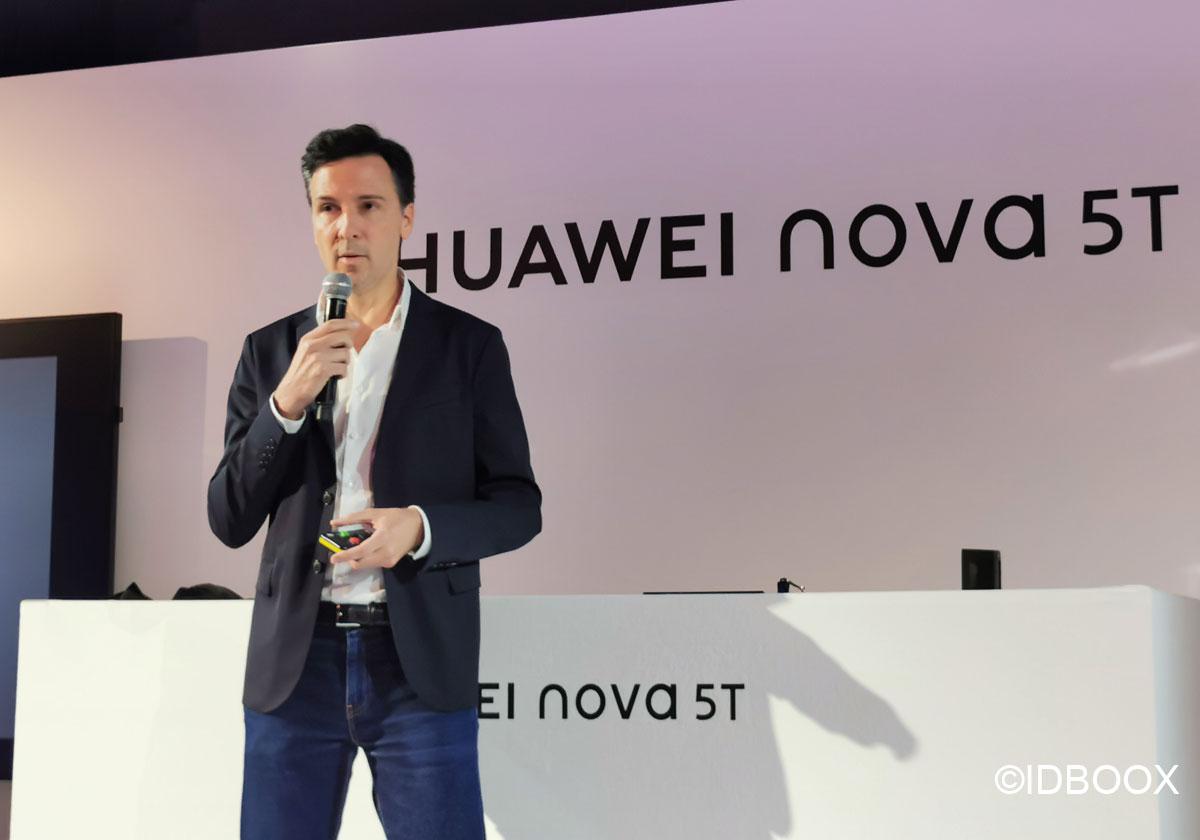 Huawei donne des chiffres de vente en France