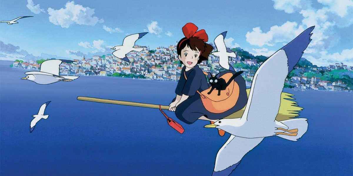Netflix diffuse en France les 21 films Ghibli