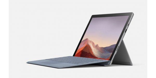 Black Week - Pack Microsoft Surface Pro 7 à seulement 999€
