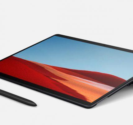 Soldes - Microsoft Surface Pro X à avec 42% de remise