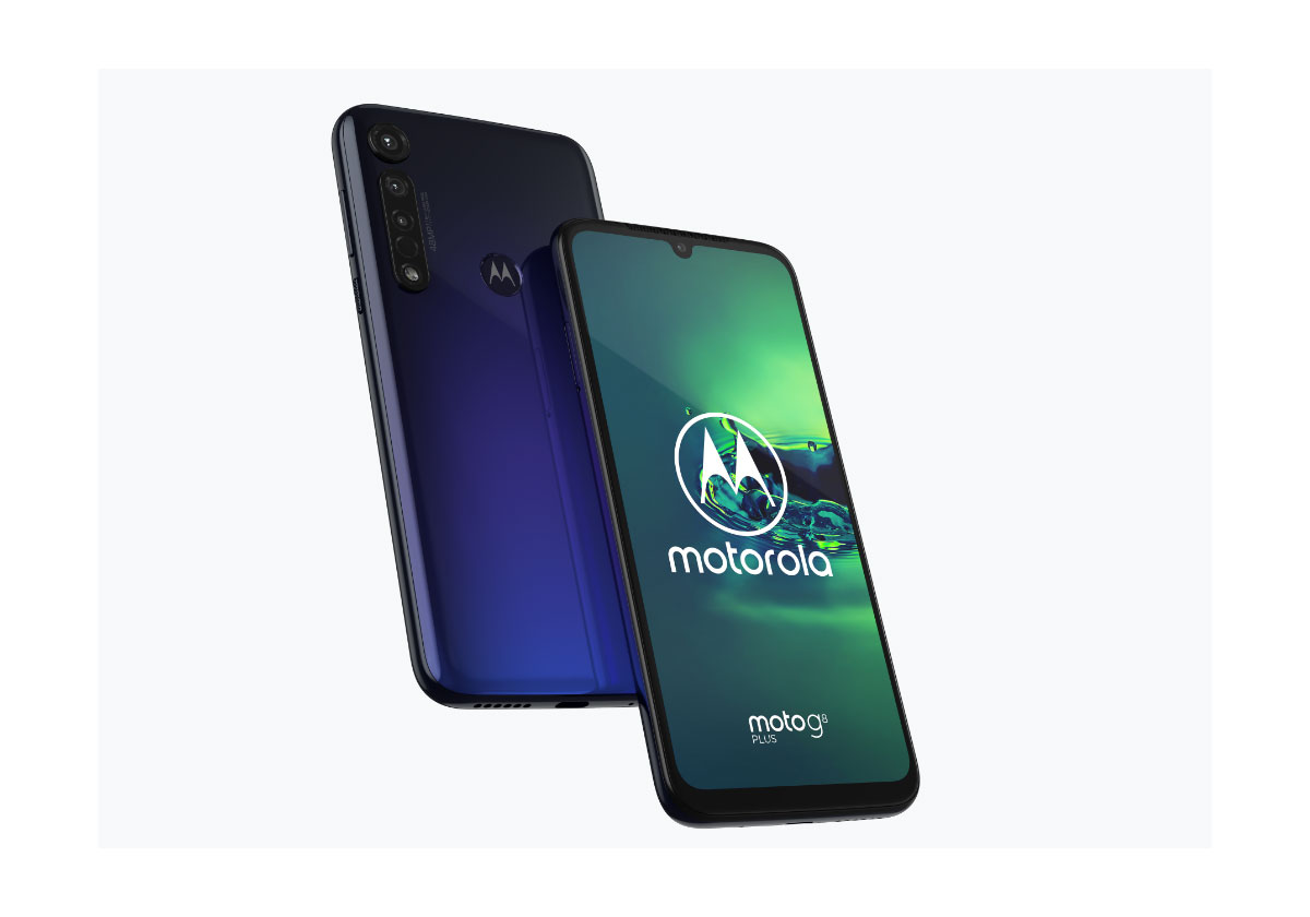 Motorola Moto G8 Plus une fiche technique haut de gamme