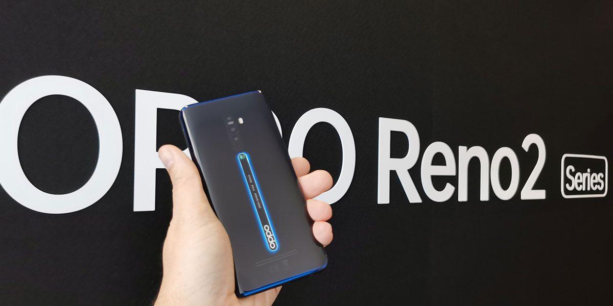 Oppo Reno 2 - 4 capteurs photo pour un super prix