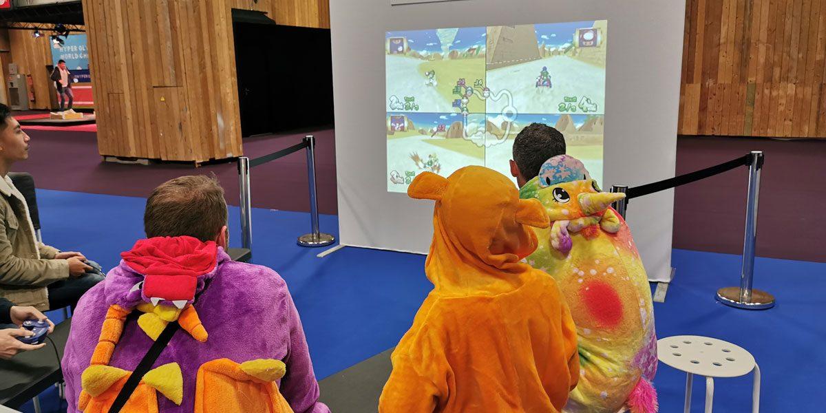 PGW 2019 - Le salon du gaming en photos