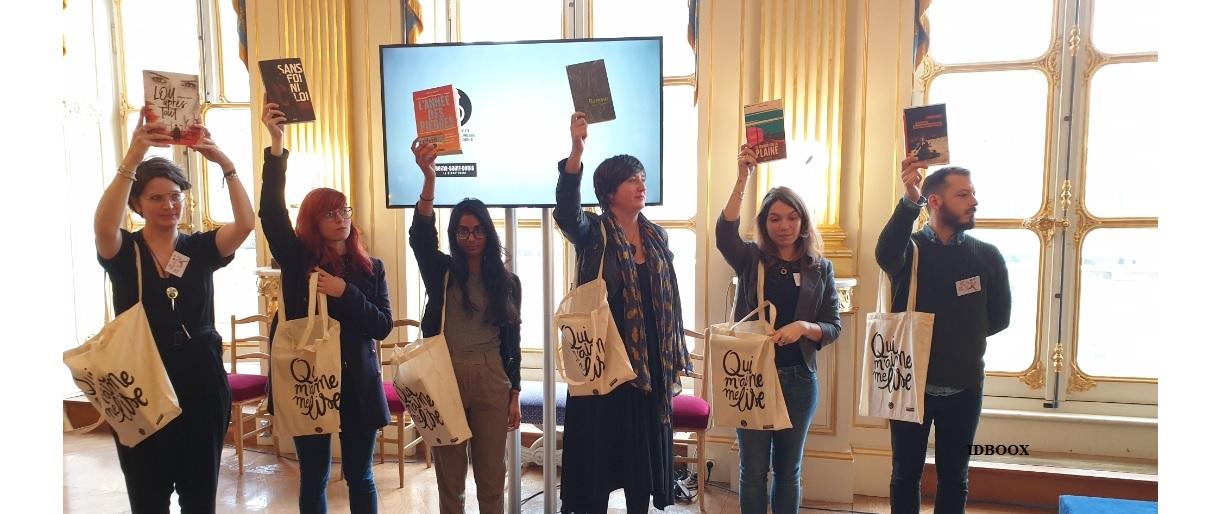 Salon du Livre et de la Presse Jeunesse 2019