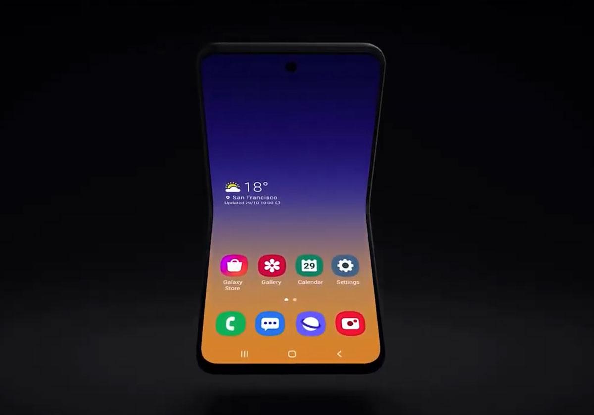 Le Samsung Galaxy Fold 2 devient un smartphone à clapet