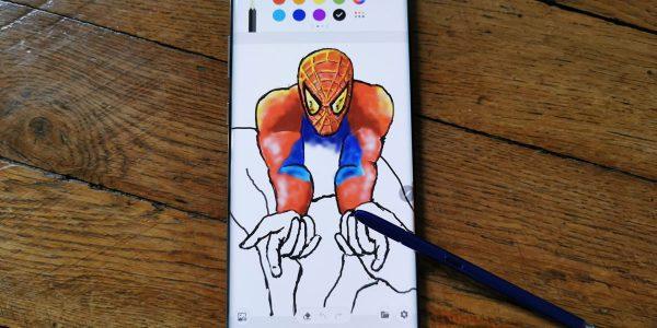 mise à jour smartphones Samsung