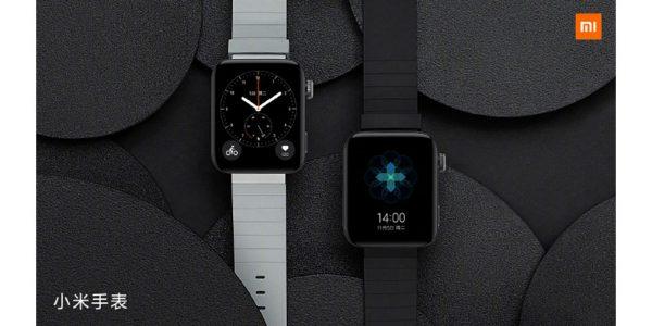 Xiaomi Mi Watch avec Miui For Watch