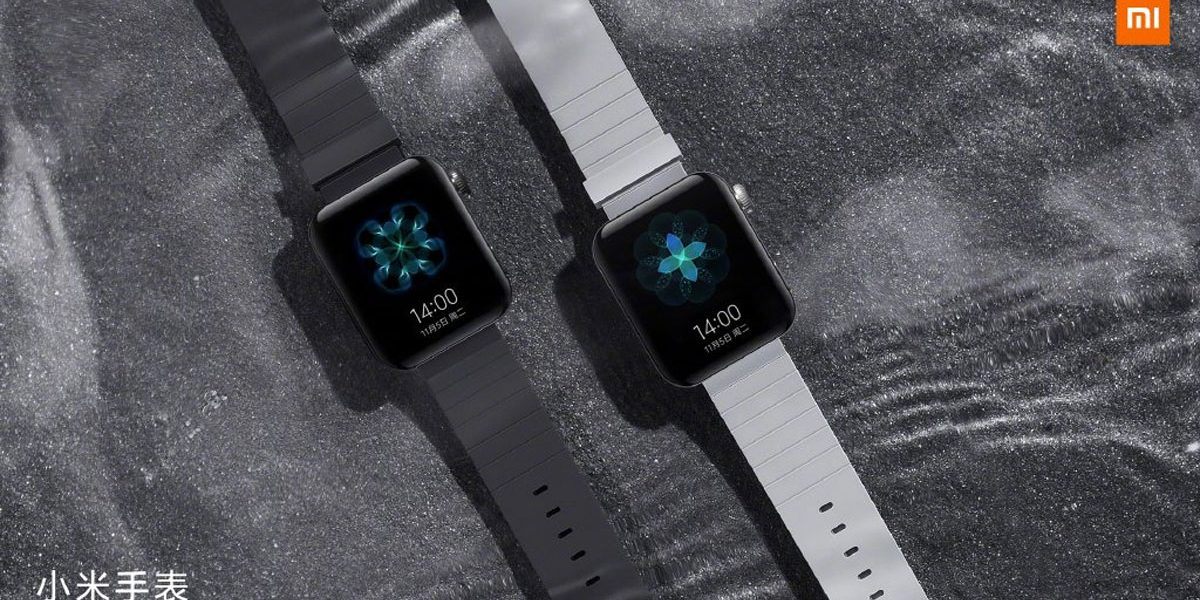 Xiaomi une montre connectée avec le Mi Note 10