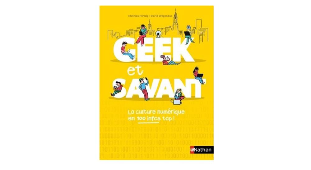 geek et savant livre jeunesse