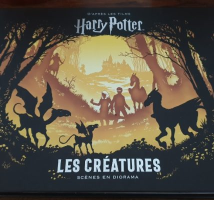 harry potter livre diorama 2