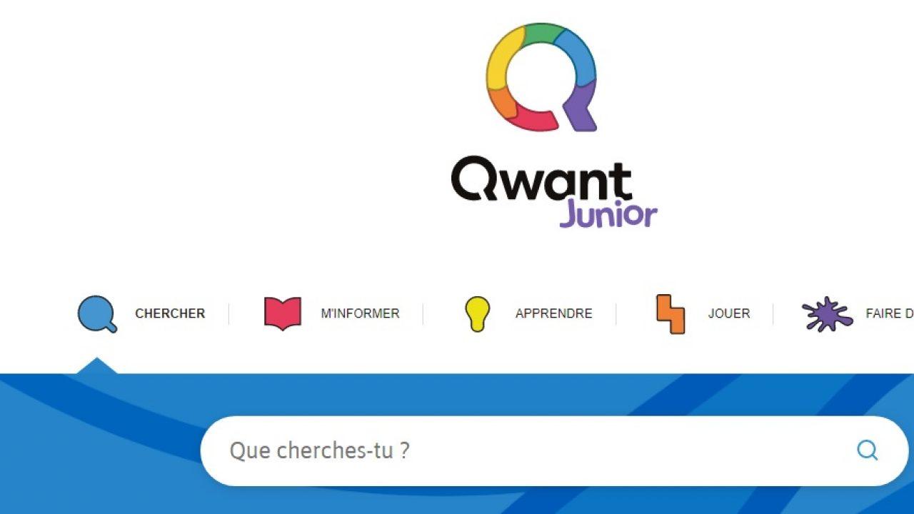 MOTEUR TÉLÉCHARGER DE RECHERCHE QWANT GRATUIT JUNIOR