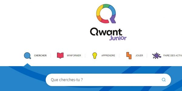 qwant junior web