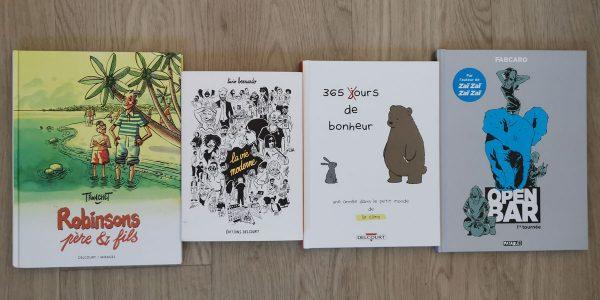 bd delcourt livre