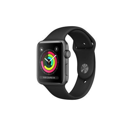 Soldes d'hiver 2021 - Apple Watch SE et Apple Watch Series 3 en promo