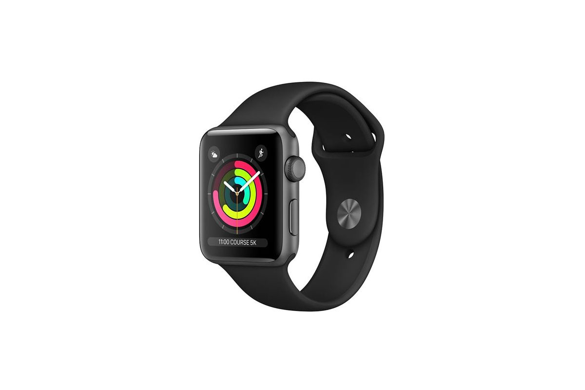 Soldes d'hivers 2020 Apple Watch Series 3