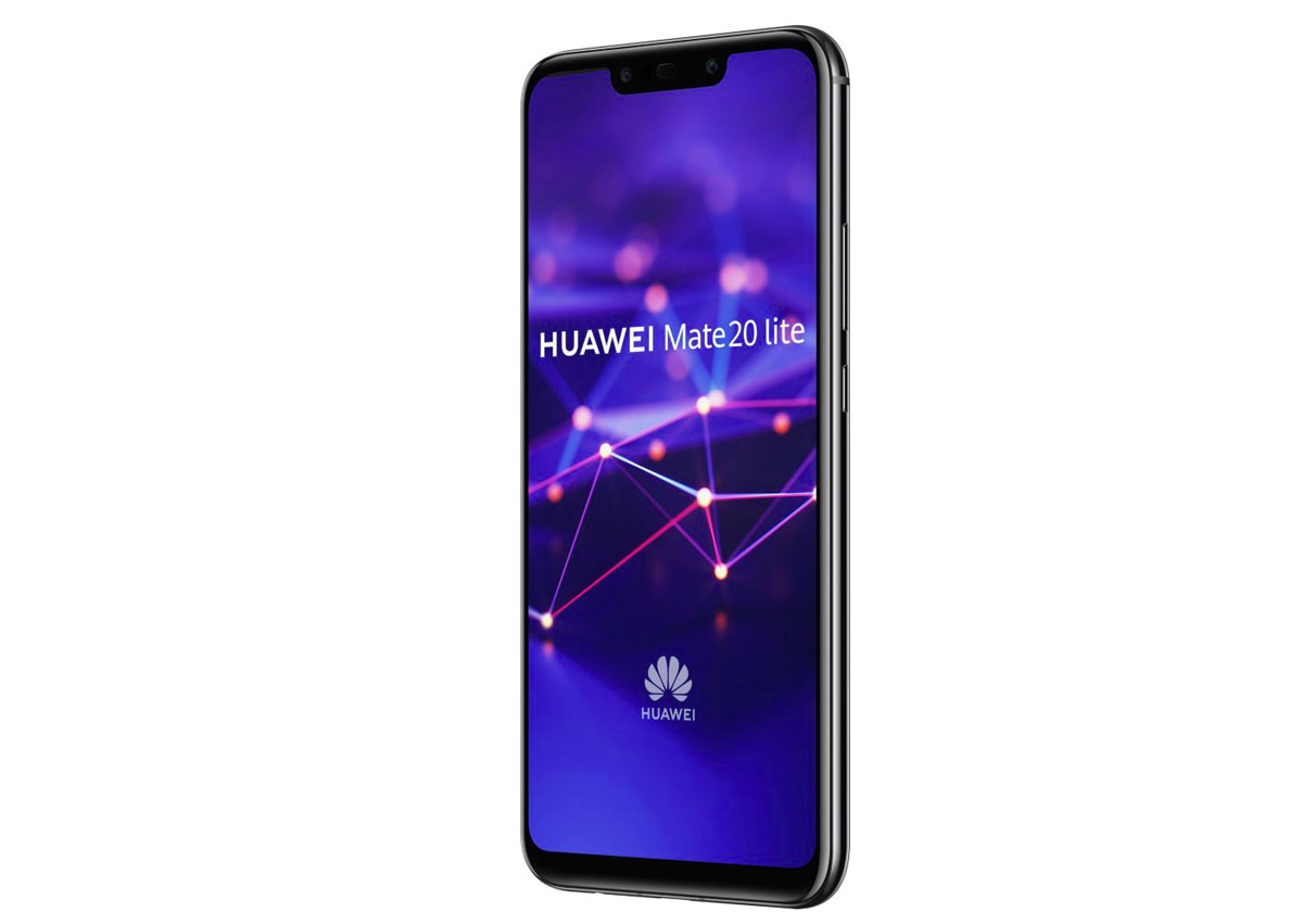 Black Friday 2019 - Le Huawei Mate 20 Lite passe sous les 200€