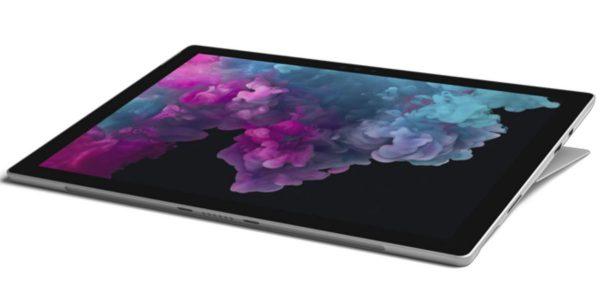 Black Friday 2019 - La Microsoft Surface Pro 6 diminue son prix