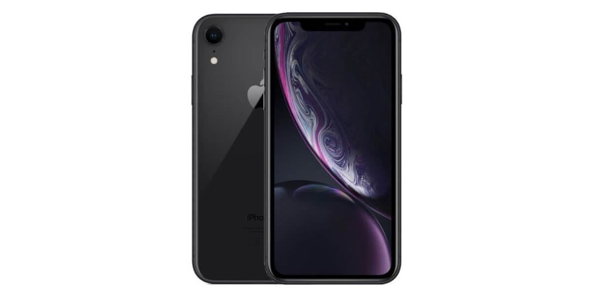 Black Friday 2019 iPhone Xr Noir en promo