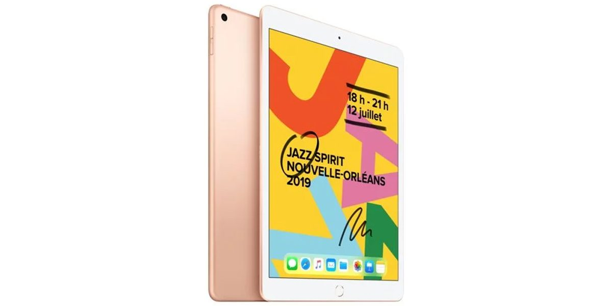 Black Friday iPad 2019 baisse de prix