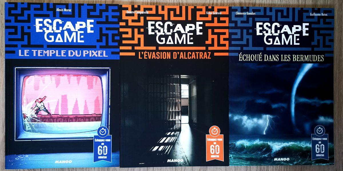 L Escape Game En Bouquins C Est Possible Et Ludique Idboox