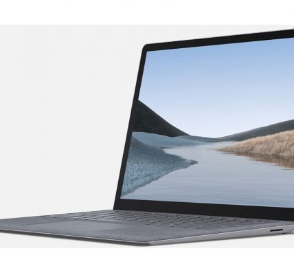 Black Friday – Microsoft Surface Laptop 3 baisse de prix