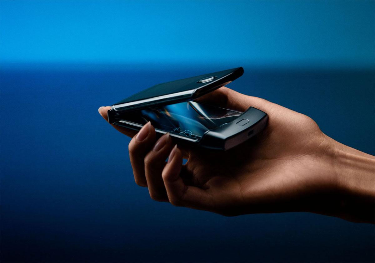 Motorola Razr expliqué à travers 2 vidéos