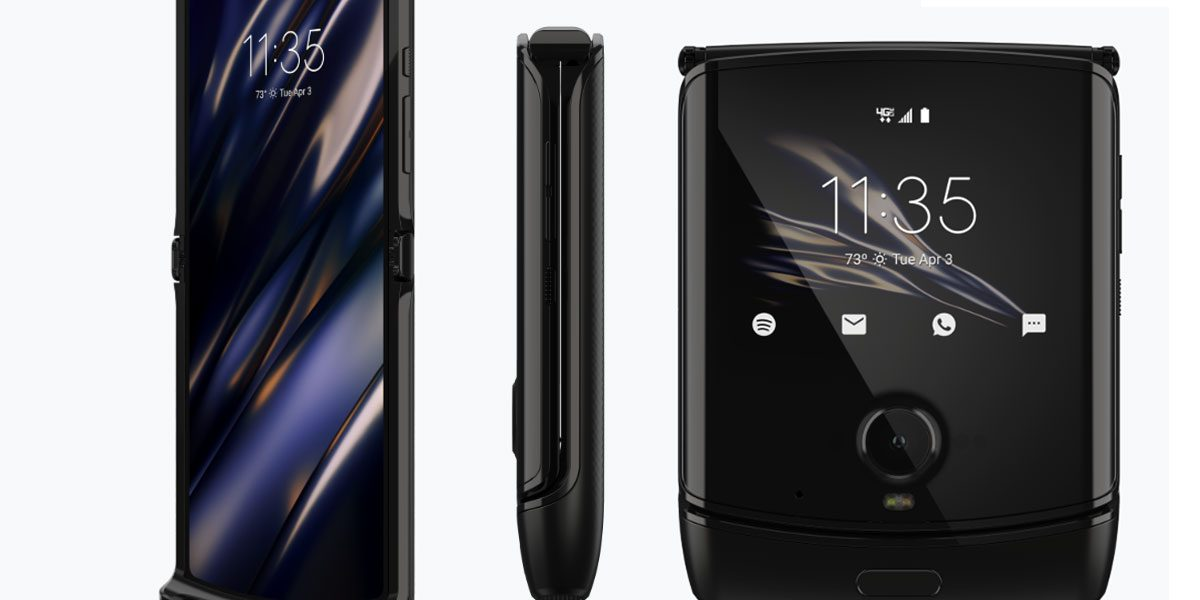 Motorola Razr bientôt vendu en France