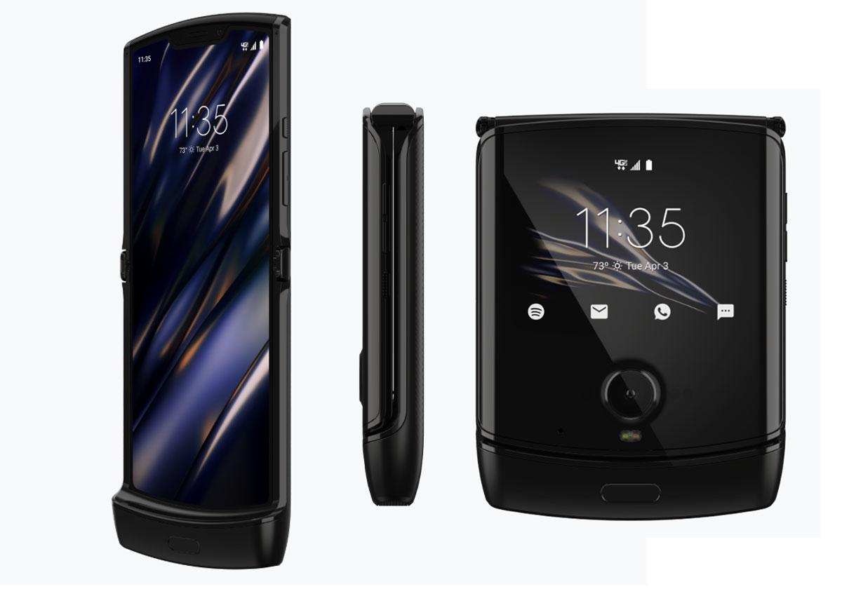 Motorola Razr Tout ce qu'il faut faire et ne pas faire avec un smartphone à écran pliable