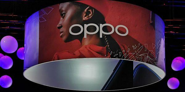 Oppo Find X2 avec une recharge sans fil 30W