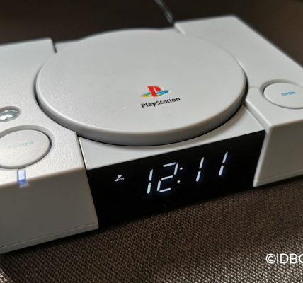 Reveil PlayStation 1 un cadeau e Noël pour les gamers
