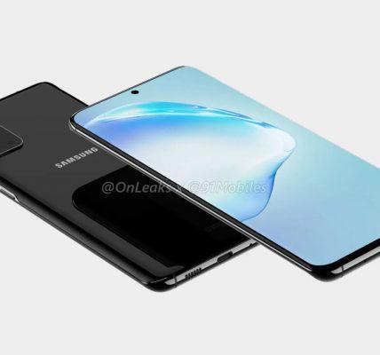 Samsung Galaxy S20 - Les détails des fiches techniques des trois smartphones