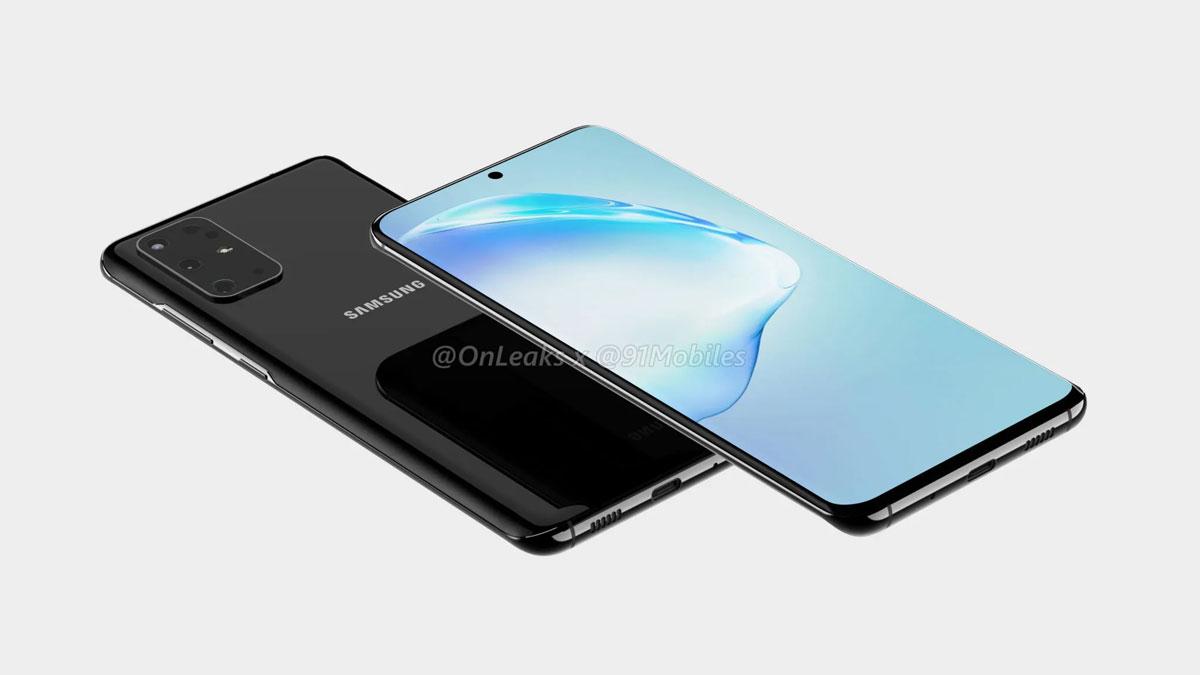 Samsung Galaxy S11 dévoilé en même temps que le smartphone pliable à clapet