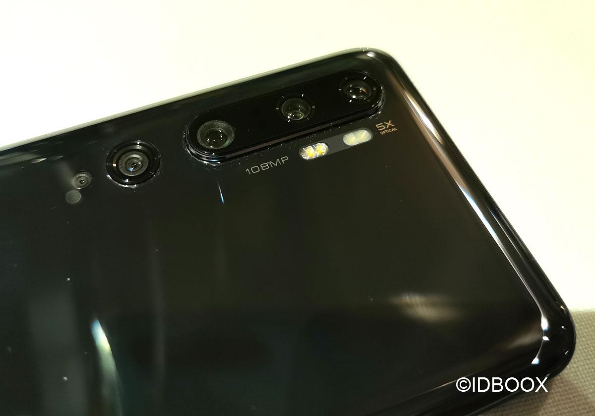 Xiaomi Mi Note 10 test photo capteur 108MP