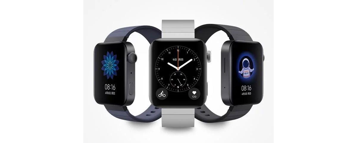 Xiaomi Mi Watch le première montre connectée de Xiaomi