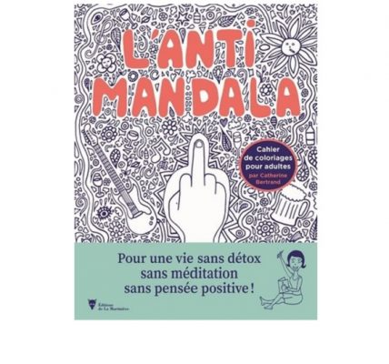 l anti mandala catherine bertrand coloriages bataclan