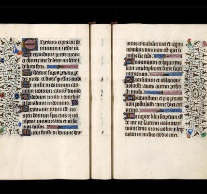 manuscrits medievaux en ligne