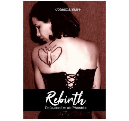 rebirth livre johanna zaire