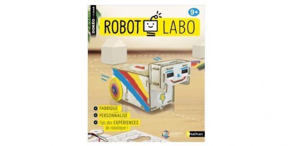 robot labo robotique enfant