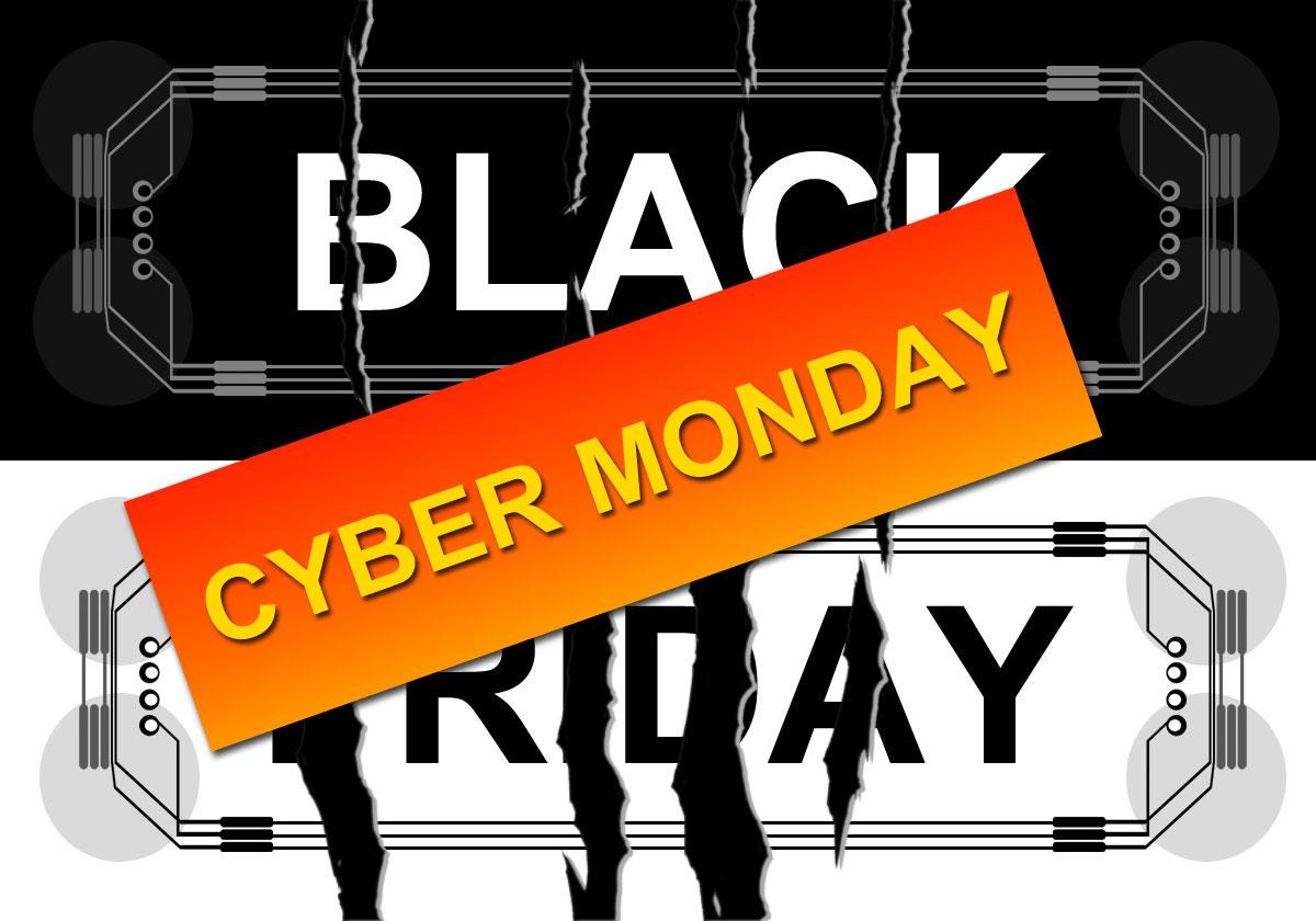 Black Friday Cyber Monday Notre sélection des dernières offres