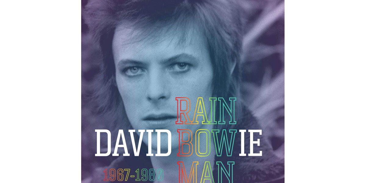 Livre David Bowie Rainbow Man chronique