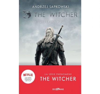 Livre chronique The Witcher Le dernier vœu Tome 1